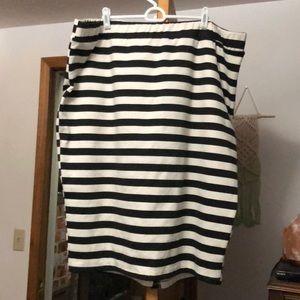 Torrid Midi Pencil Skirt